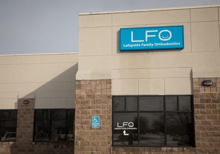 Office Exterior | Lafayette Family Orthodontics